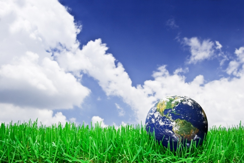 Going-Green-Earth