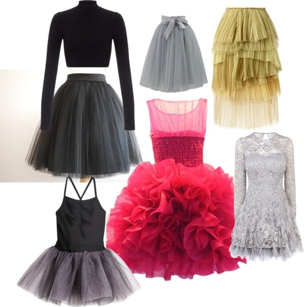 Tulle Skirts for New Years Eve!