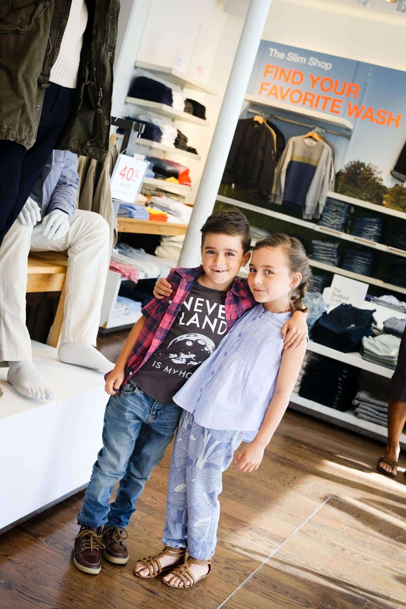 child models