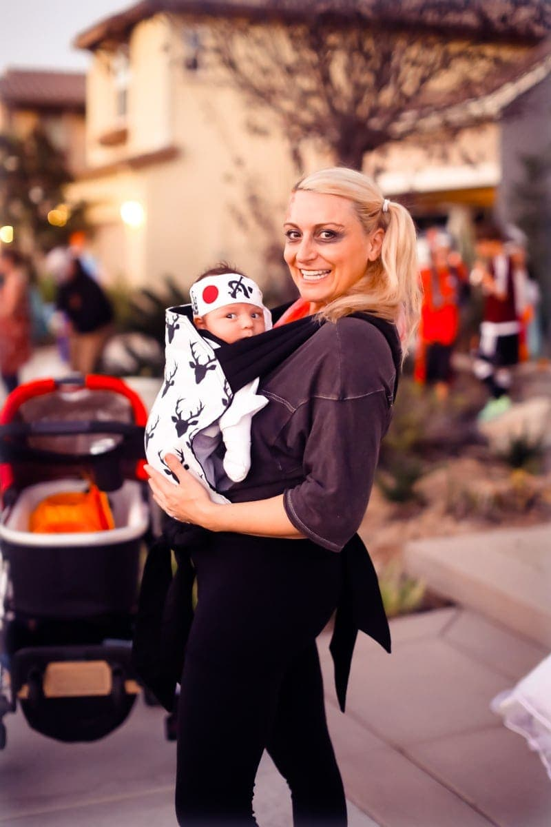 woman and baby halloween costumes