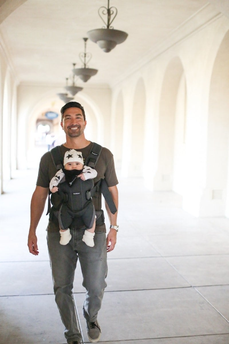 5366d85c724 Bounce With BabyBjorn!