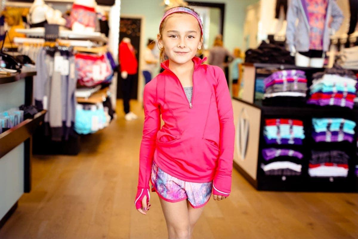 my little ivivva girl