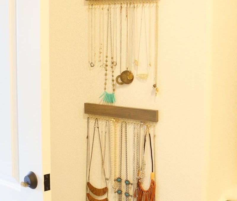 Tangled Necklaces… No More!