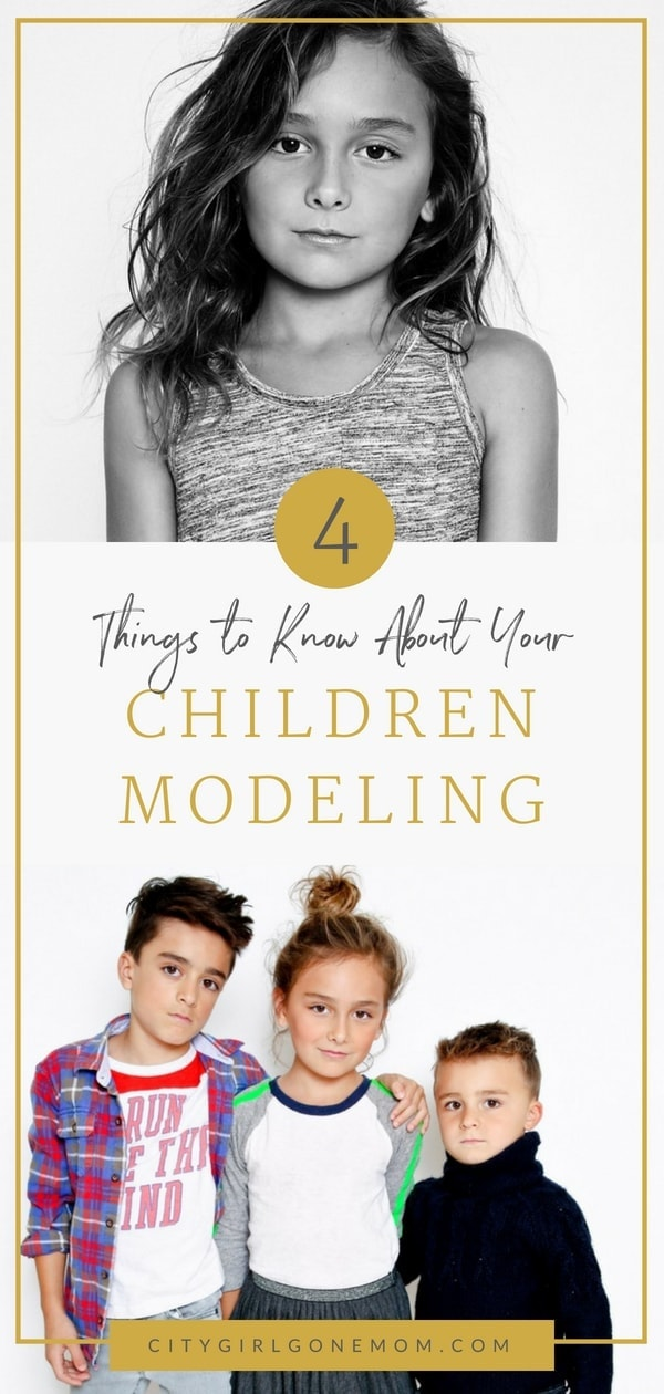 4 Things You Need To Know About Your Child Modeling