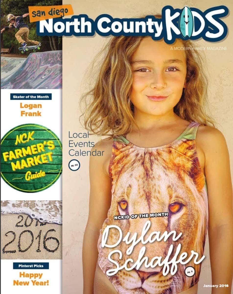child model magazine