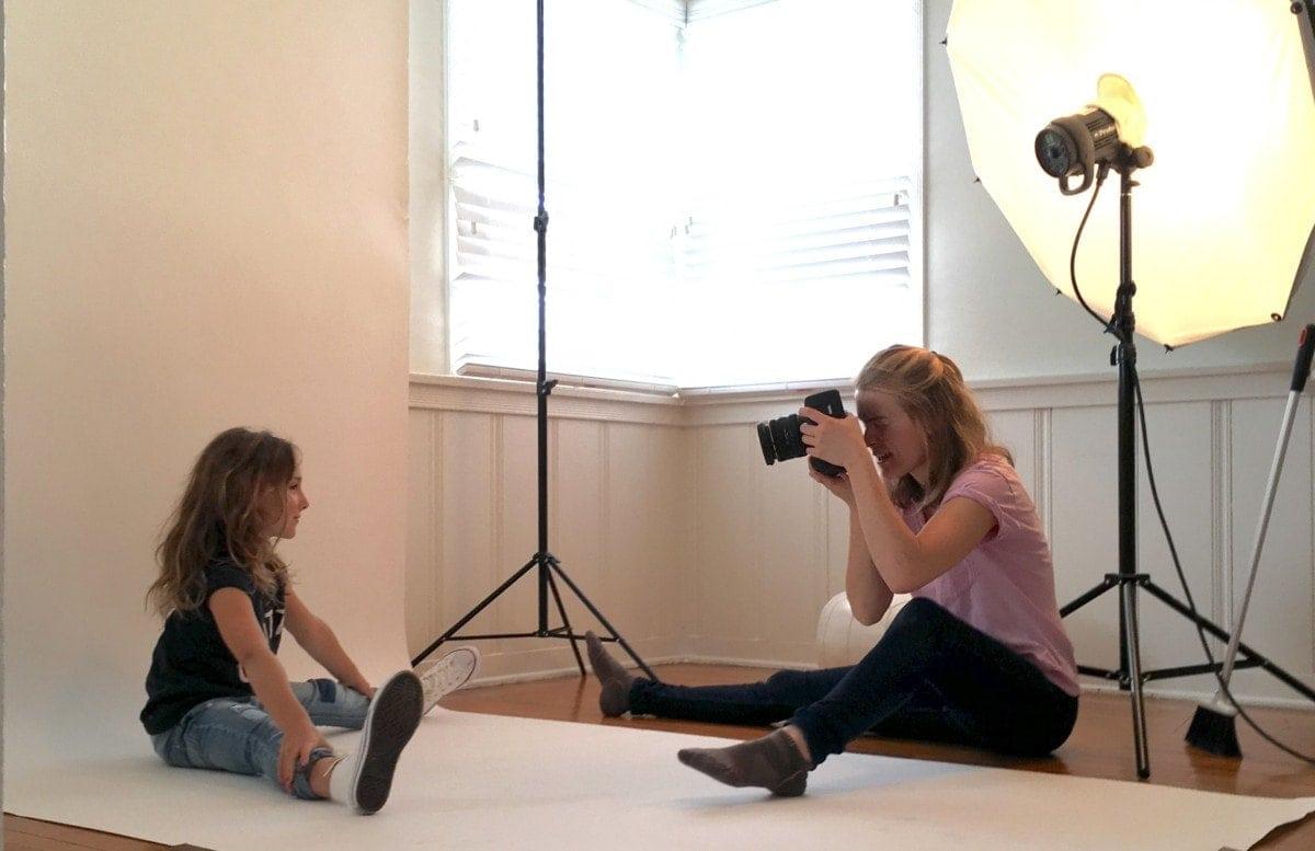 child modeling