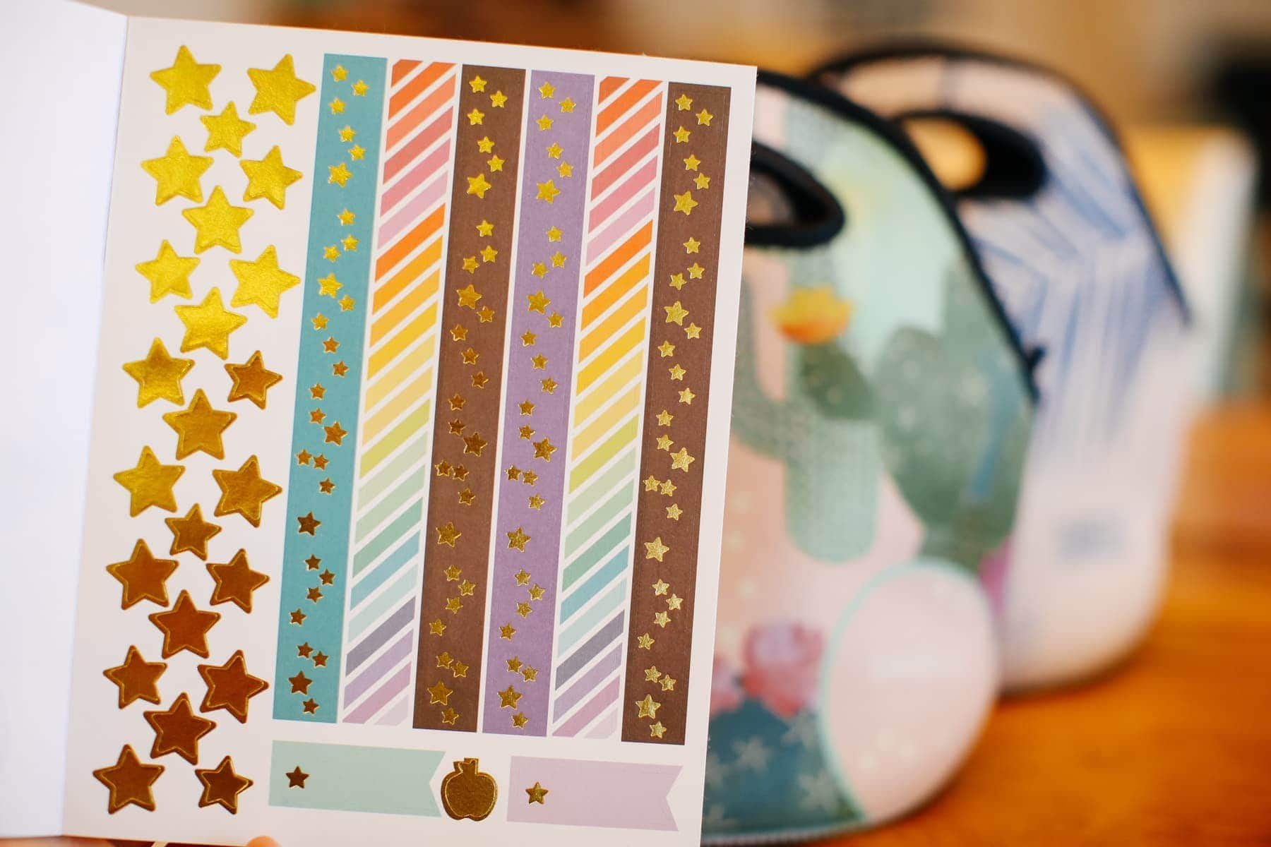 colorful kids stickers