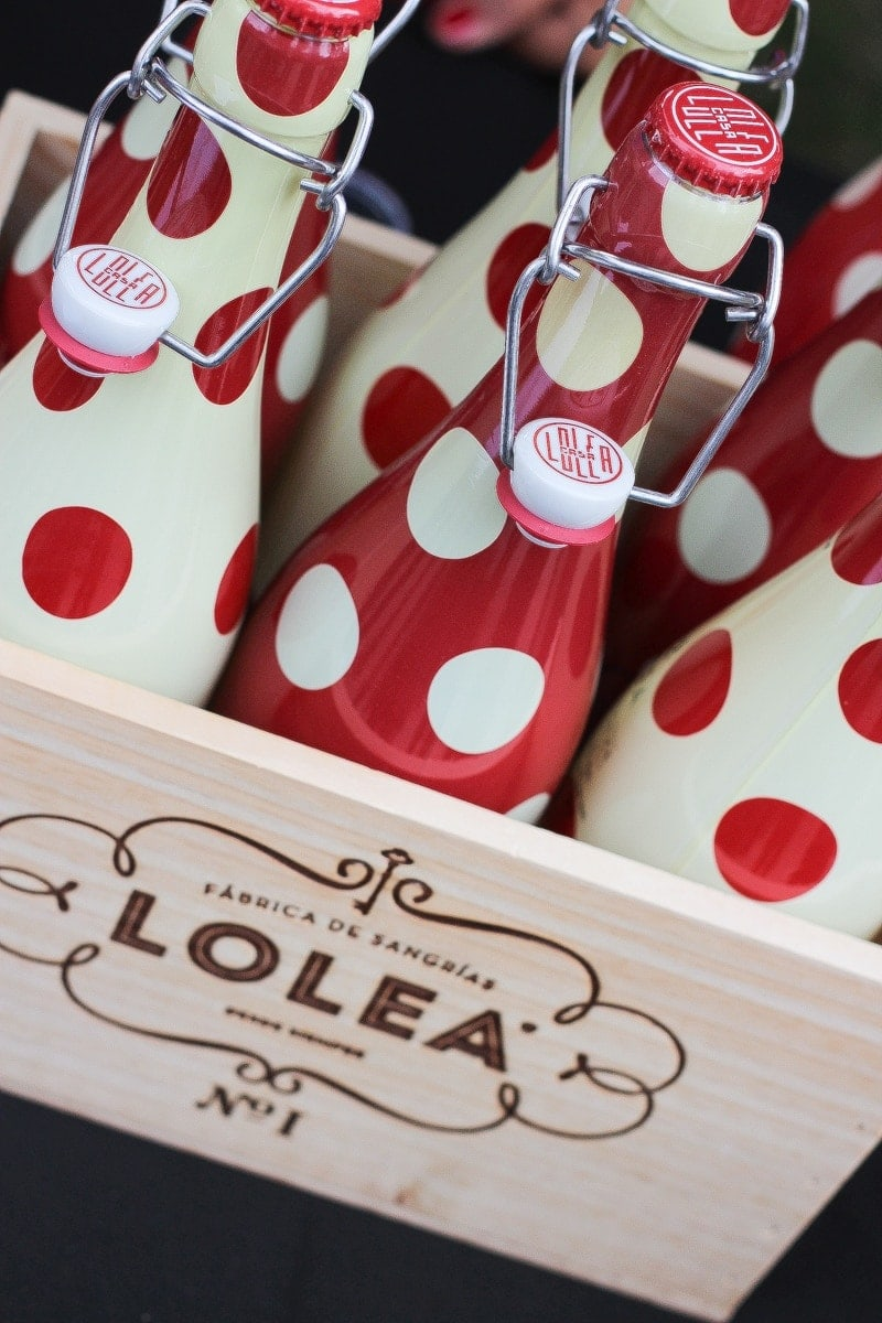 cute wine bottles