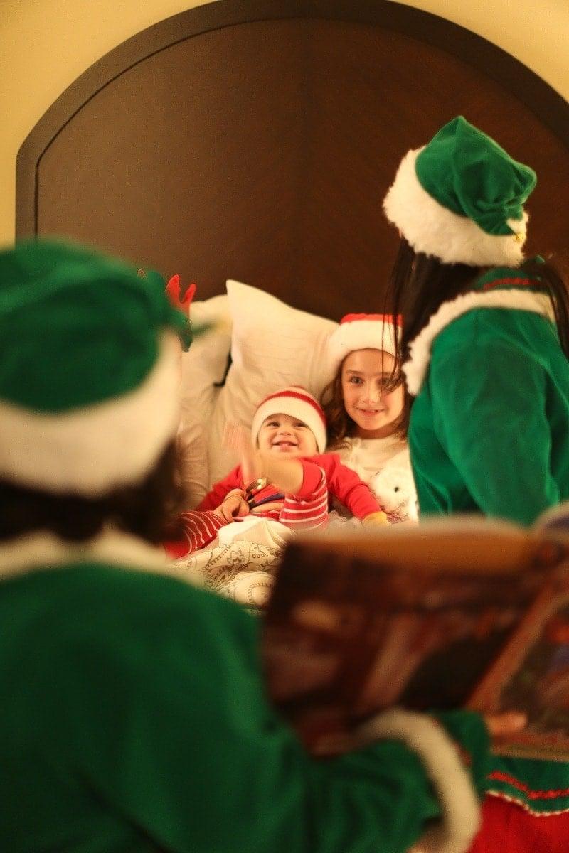 kids bedtime christmas stories