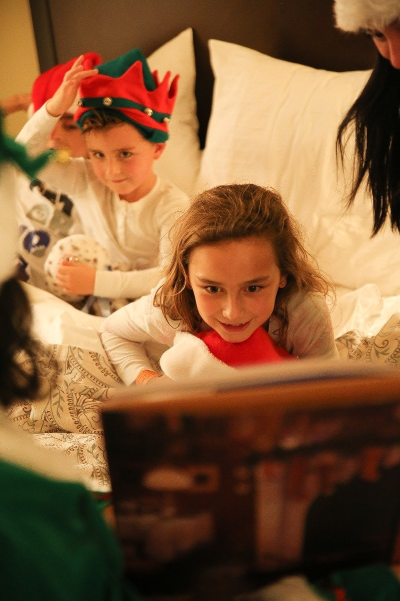 children bedtime christmas stories
