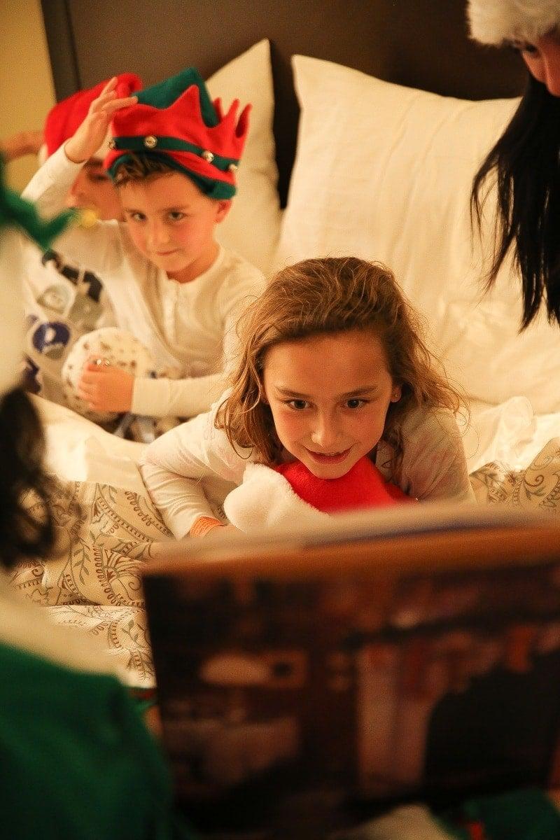 children bedtime christmas stories