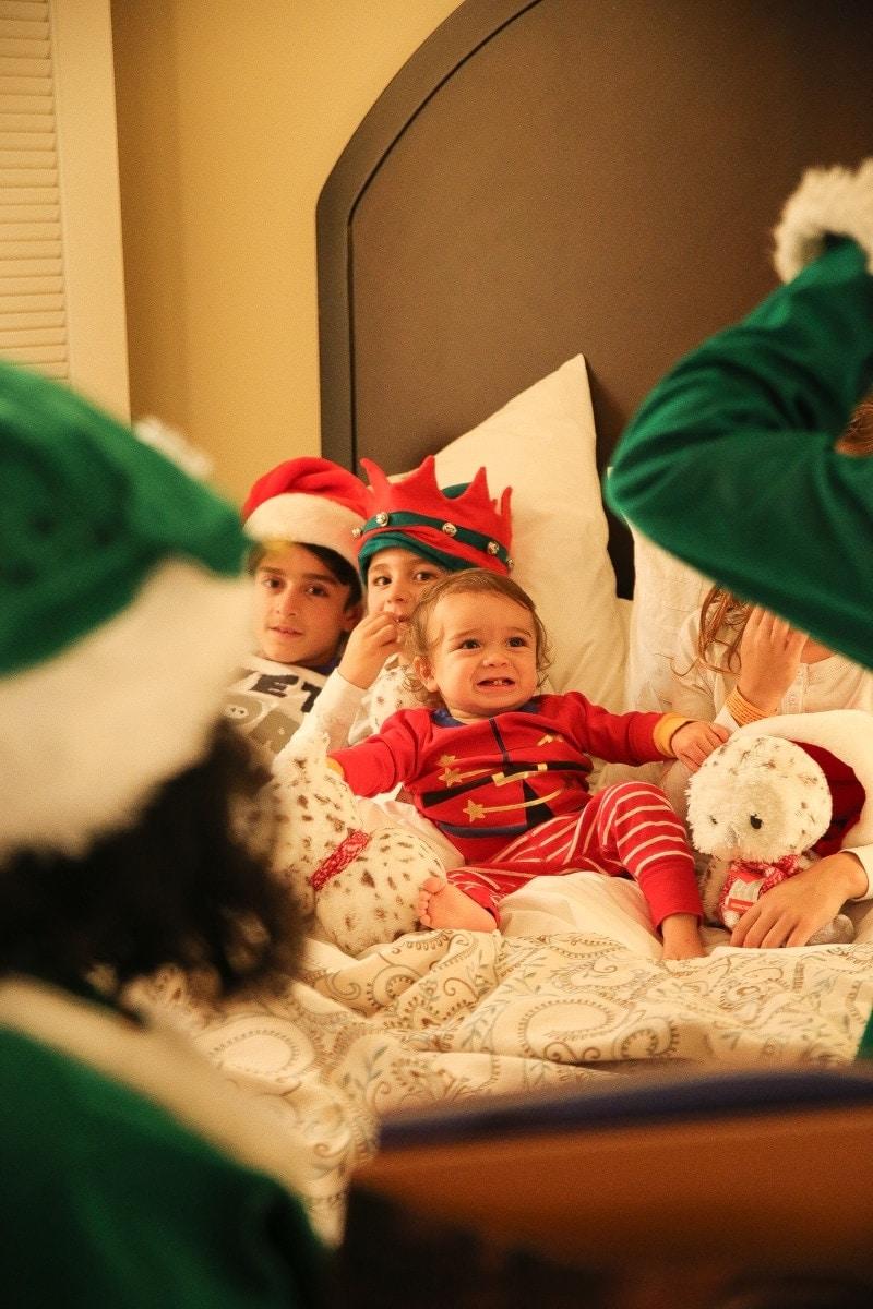 children's christmas bedtime stories