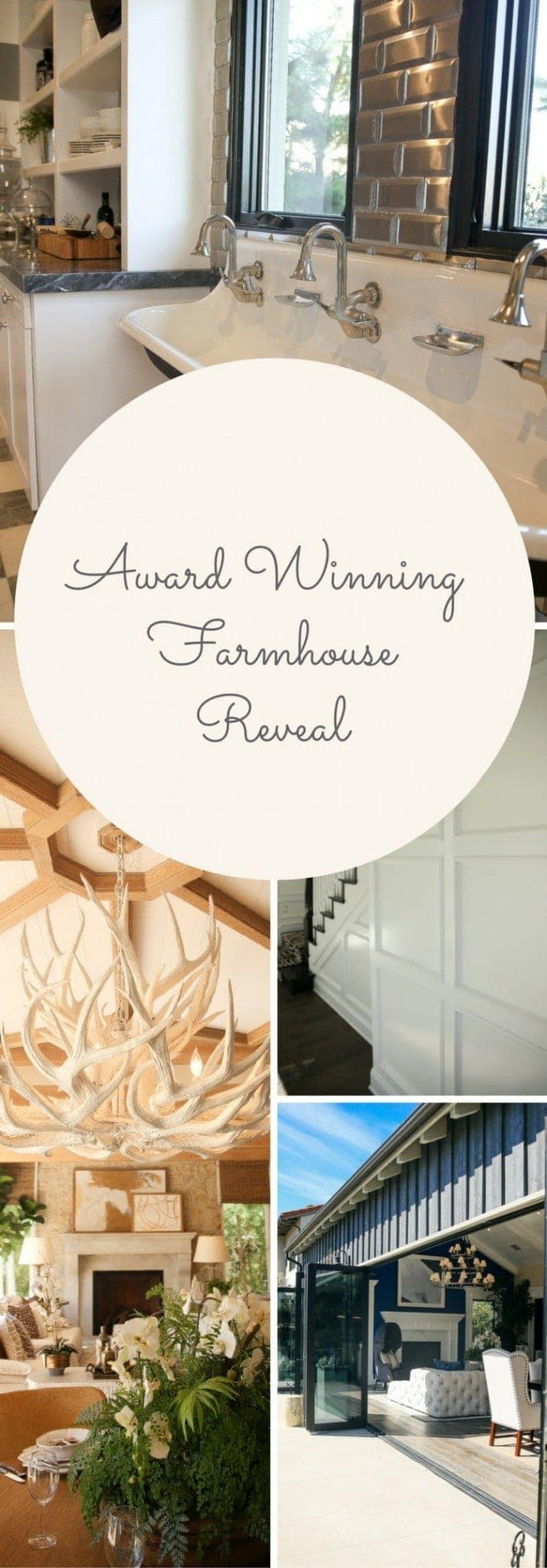 farmhouse reveal