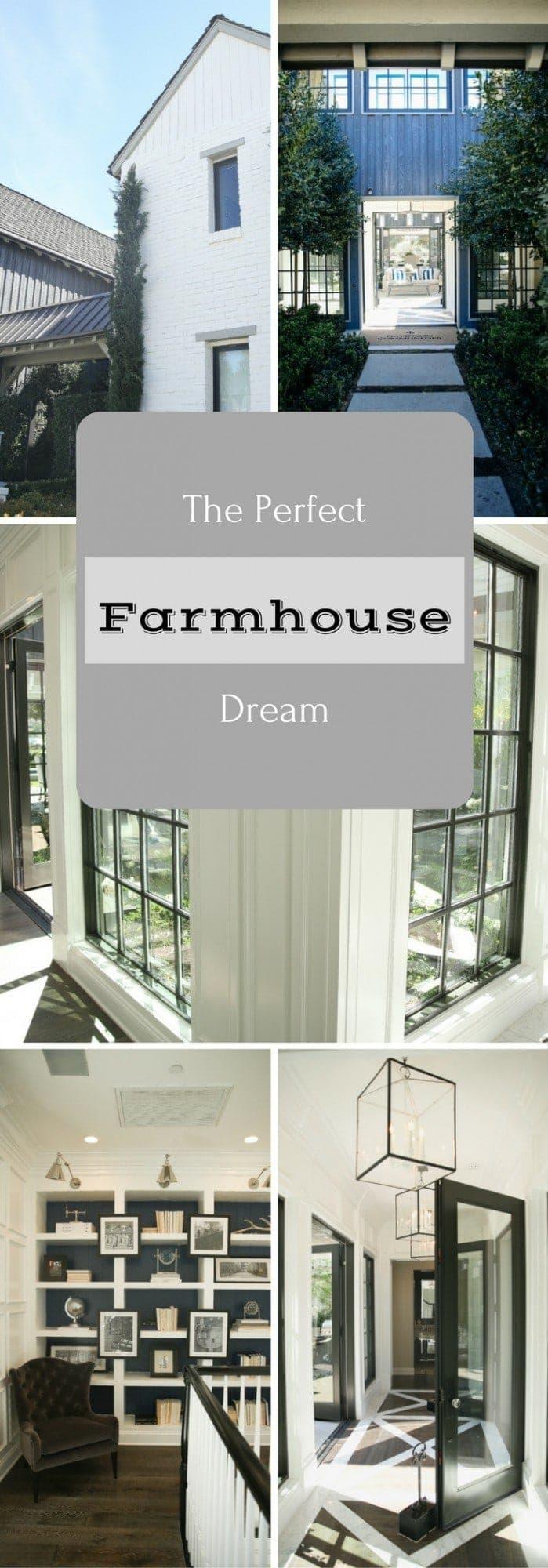 perfect farmhouse