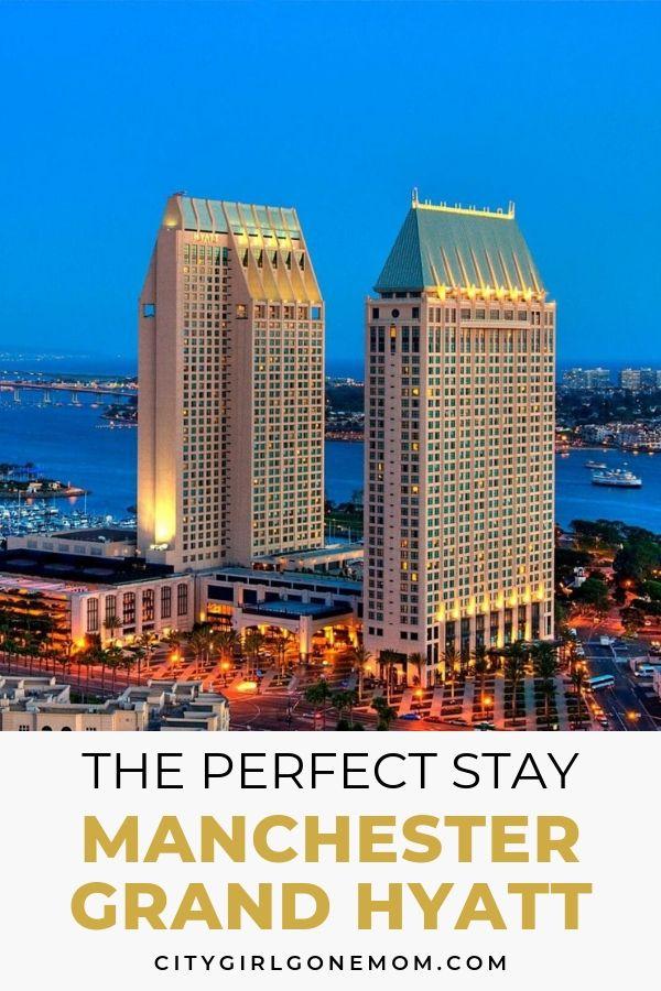 grand hyatt manchester hotel