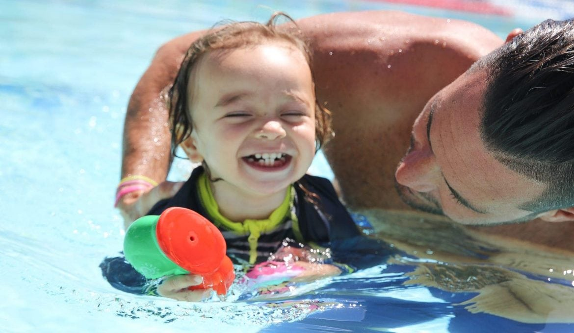 Getting Your Kids Swim Ready