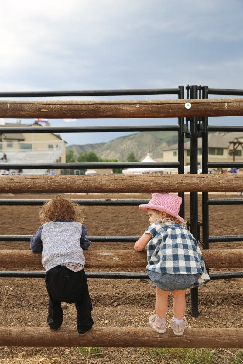 baby rodeo