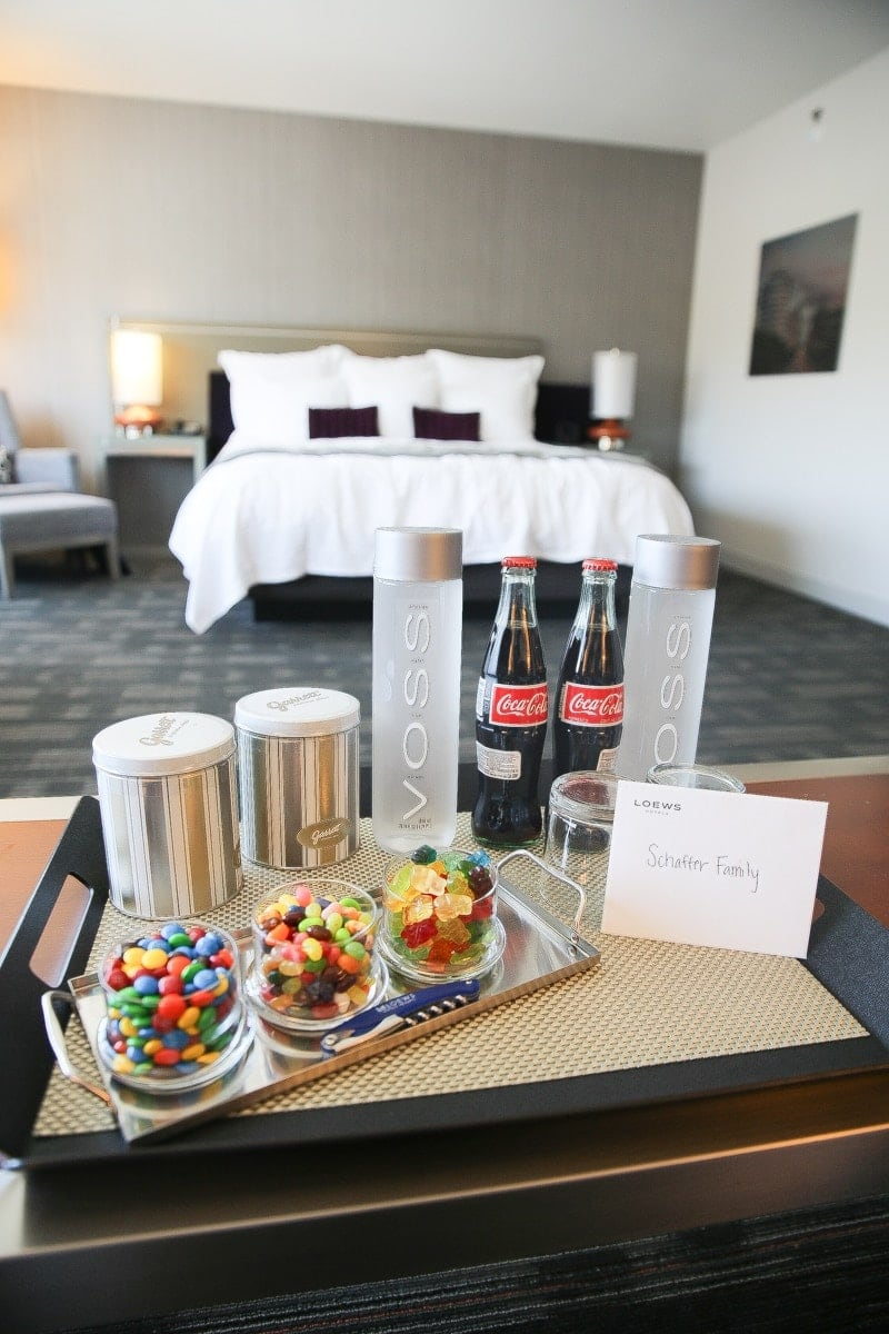 hotel treats loews hollywood