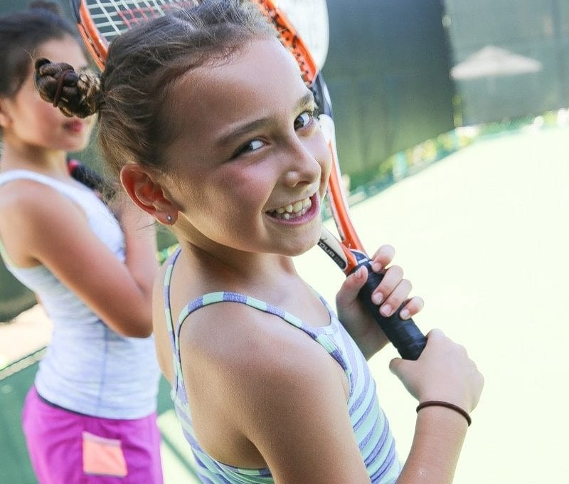 Unlocking Your Child's Potential Through Tennis