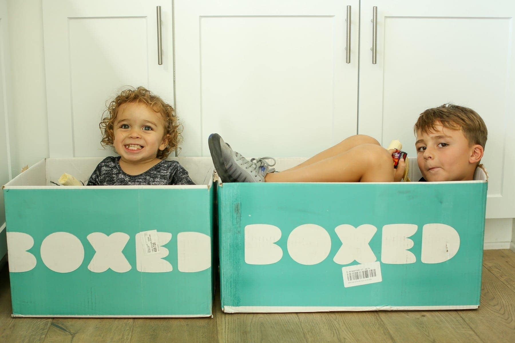 Boxed brothers