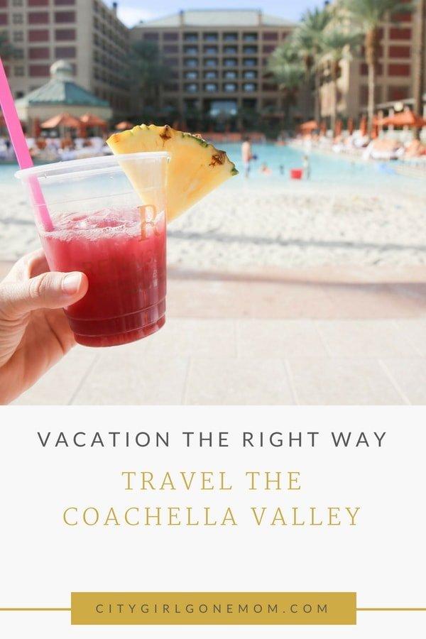 Drinks by the sandy beach pool