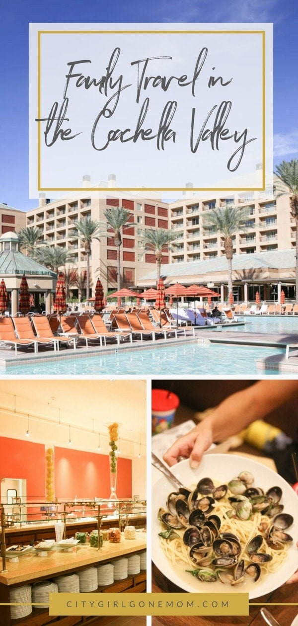 Family Travel in the Coachella Valley