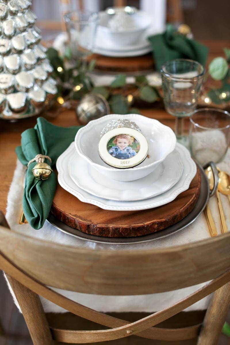 farmstyle table setting