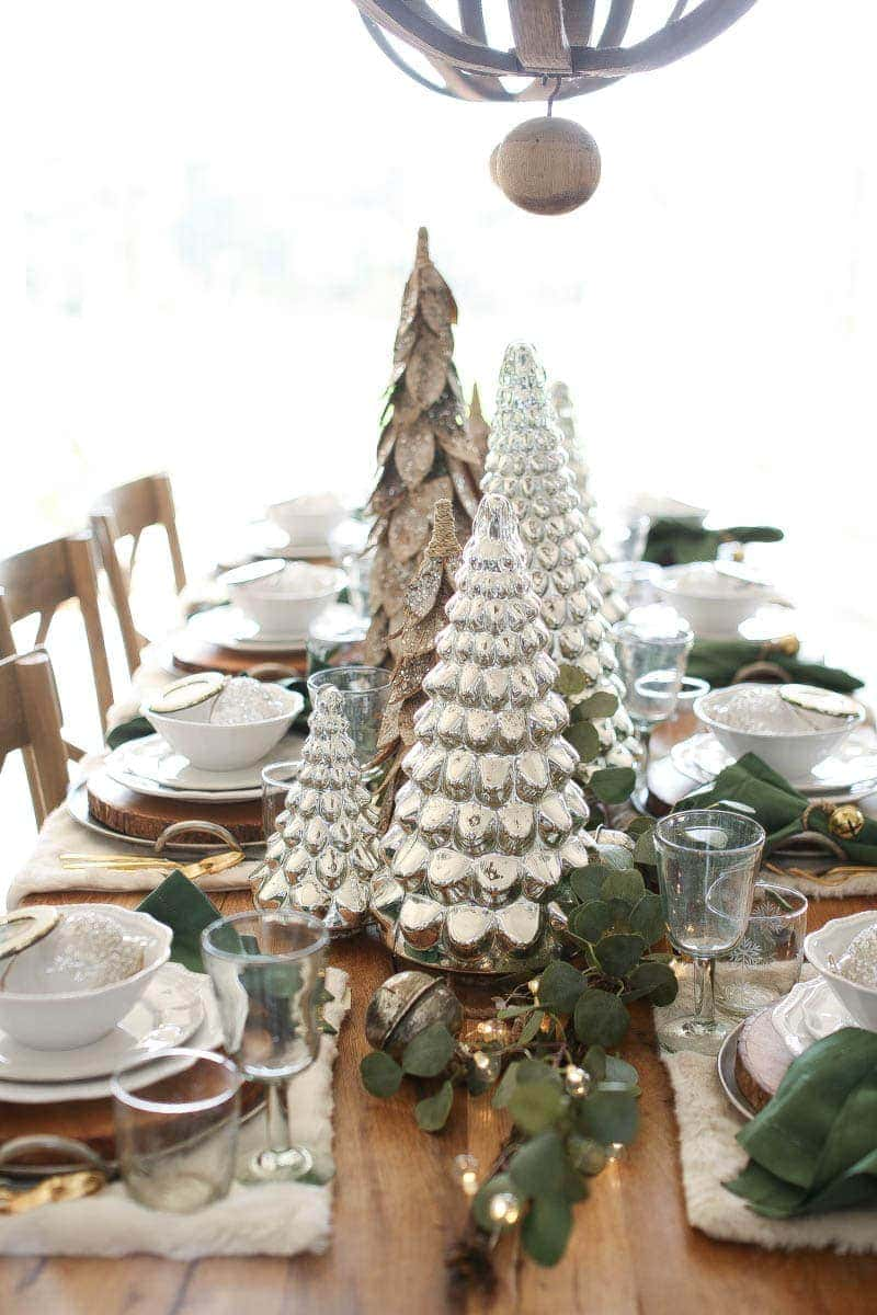 The WoW factor for a festive table