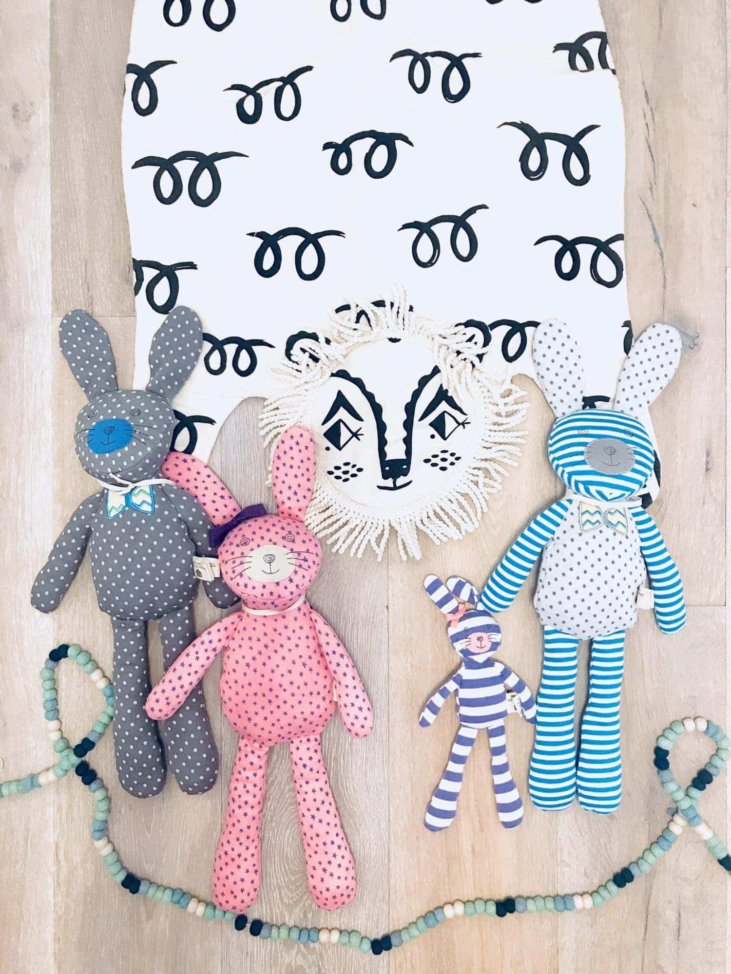 bunny toys Apple Park