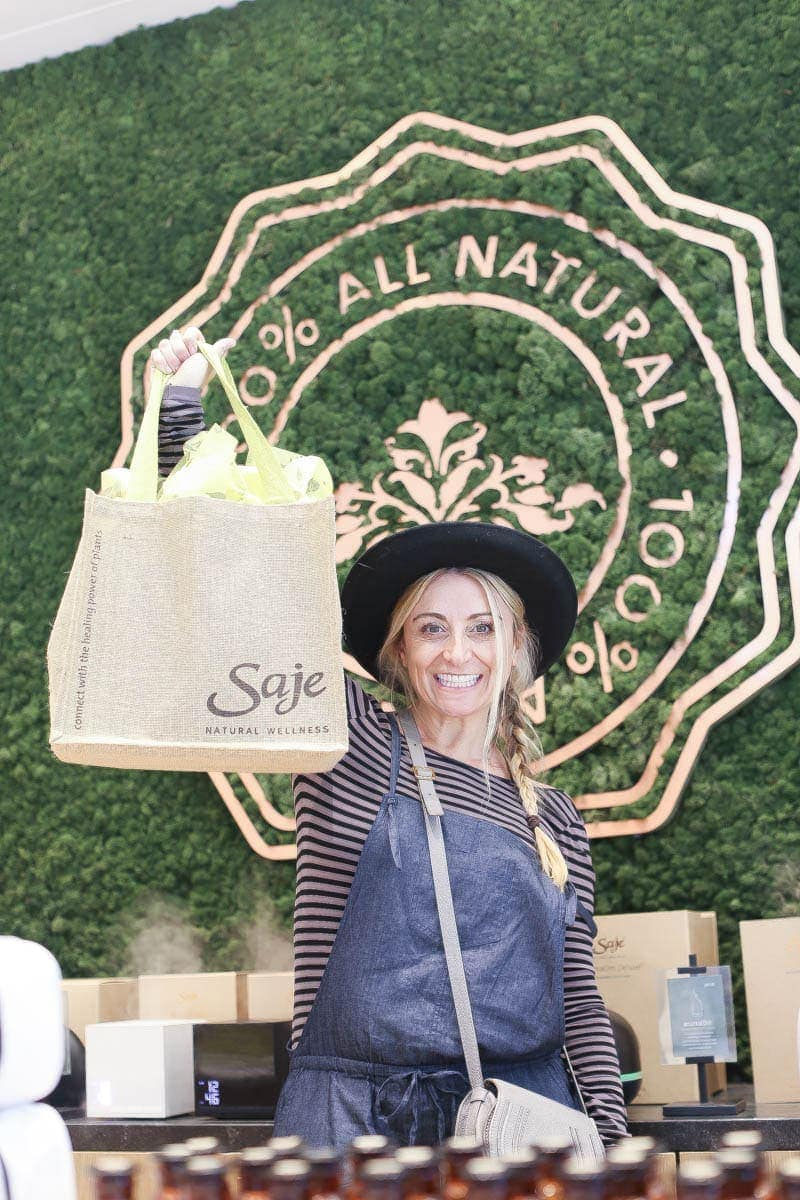 City Girl Gone Mom and Plant Derived Wellness With Saje
