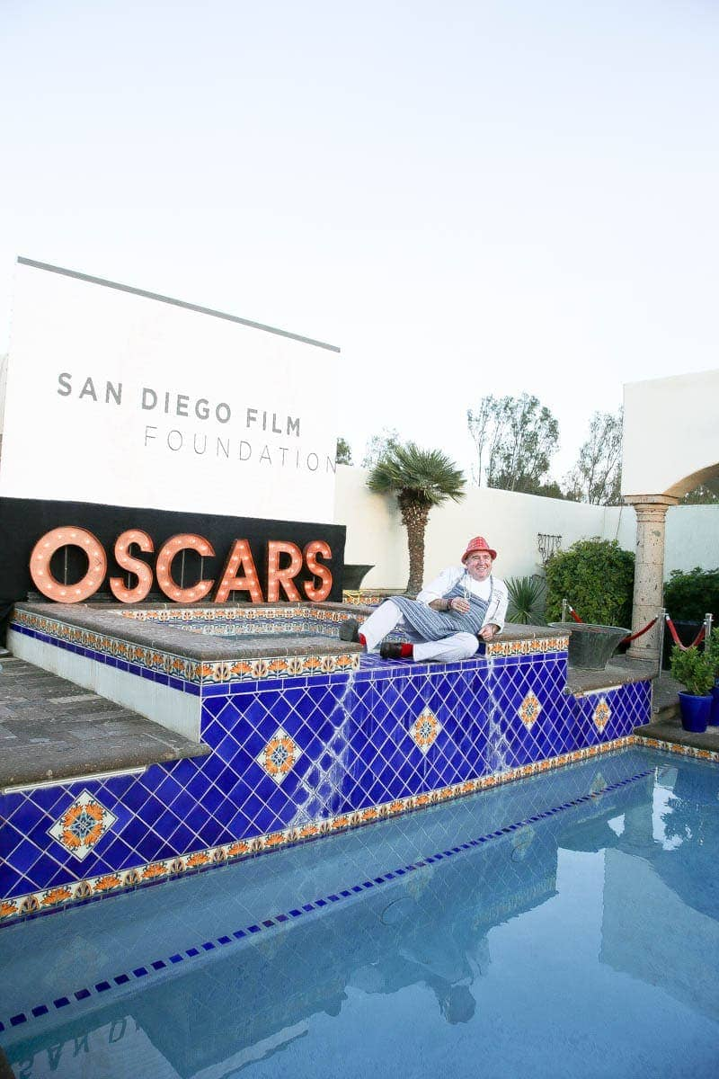 San Diego's most glamorous Oscar Party returned last month and giving back has never looked, and tasted so good! With all the glitz and glam any partygoer could ask for, The San Diego Film Foundation made sure everyone who attended had a grand ole' time. #oscarnight #oscarthemedparty #theoscarsdresses #theoscarsredcarpet #oscars2018 #sandiego #california #oscaraward #theoscarsparty #citygirlgonemom #ranchosantafe