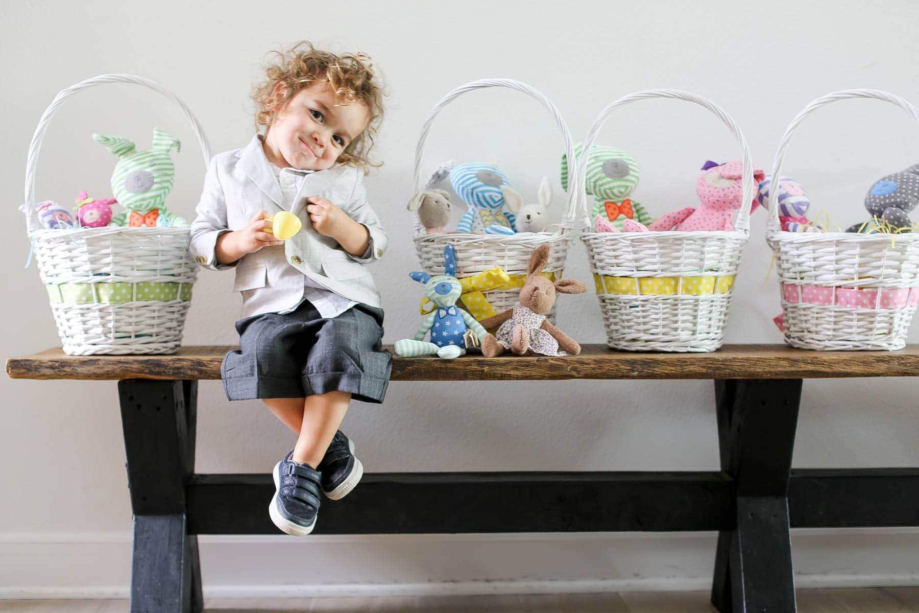 toddler easter baskets