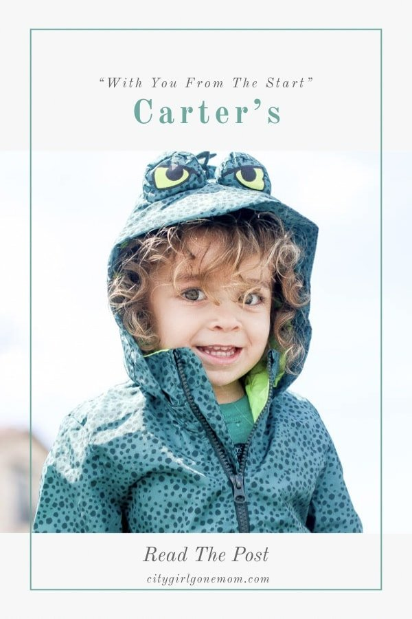 Having kids that are constantly on the move means that they need clothing that moves with them too. I have loved Carter's for over a decade now, starting when my oldest was an infant. Their onesies and blankets were the softest material ever. Carter's clothing stands up to the test of time and they are fun, functional, and breathable. Check out this new kids affordable clothing line. #kidsclothing #stylishkidsclothing #affordablekidsclothes #trendykidsclothes #citygirlgonemom #clothesforboys #clothesforgirls #babyclothes #cutebabyclothes #onthegokids #kidsplay