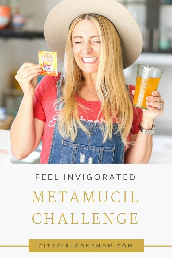 I've experienced firsthand the benefits that daily use of psyllium super fiber – the main ingredient in Metamucil – can have on my day-to-day. In two weeks I started to feel lighter* as the Metamucil traps and removes the waste that I didn't even realize was weighing me down. #metamucilchallenge #benefitsoffiber #fiberonthego #fiberdrinks #fibersupplements #fiberweightloss #fiber #fiberbreakfast #citygirlgonemom