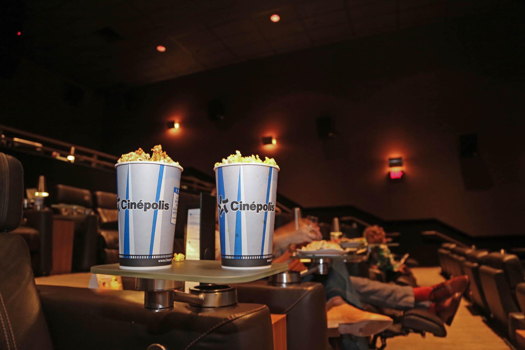 Popcorn at Cinepolis Cinema #movienight #cinepolis #familybonding #familylove