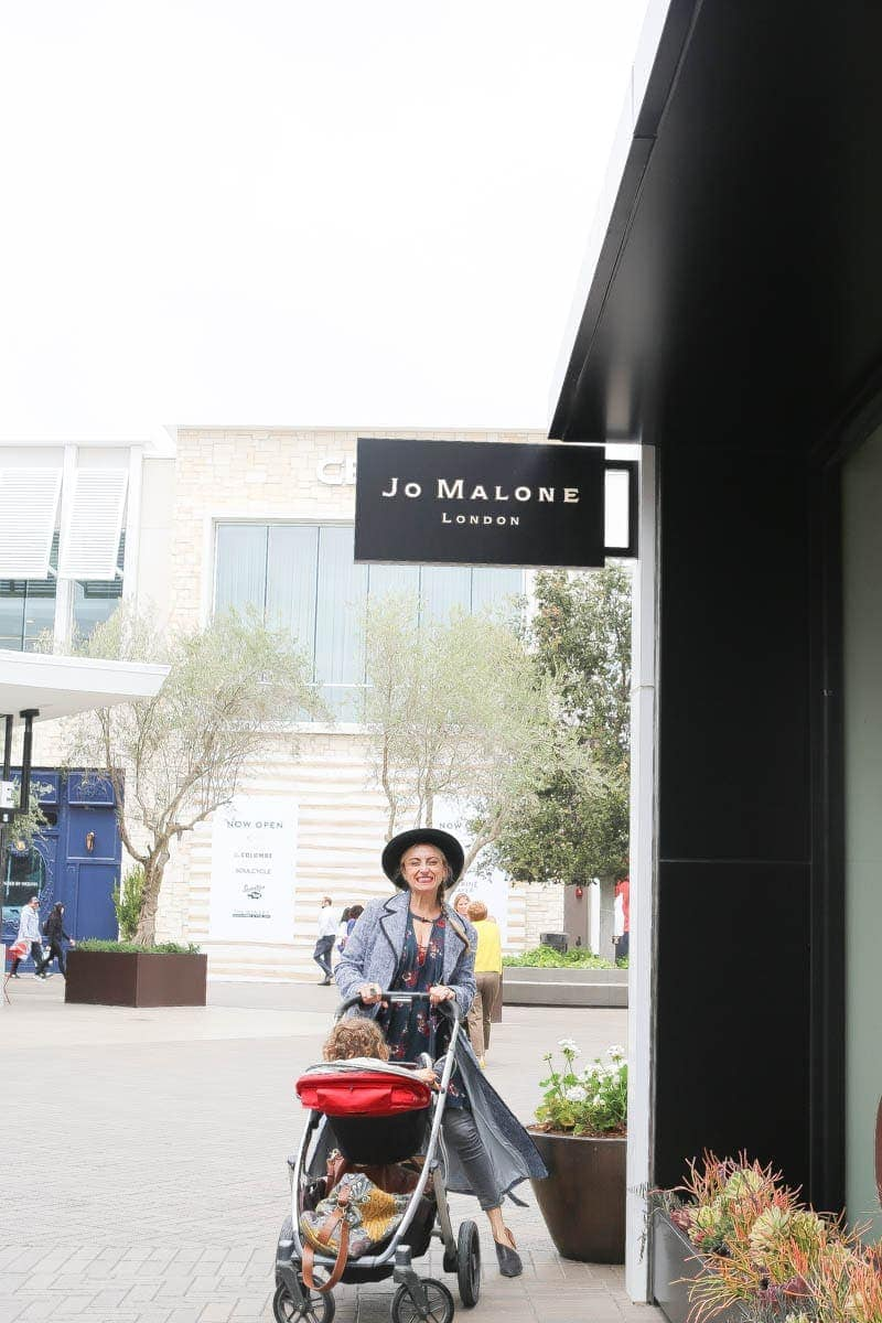 Styling With Scents At Westfield UTC - Outside Jo Malone London #citygirlgonemom #jomalone #stylingwithscents