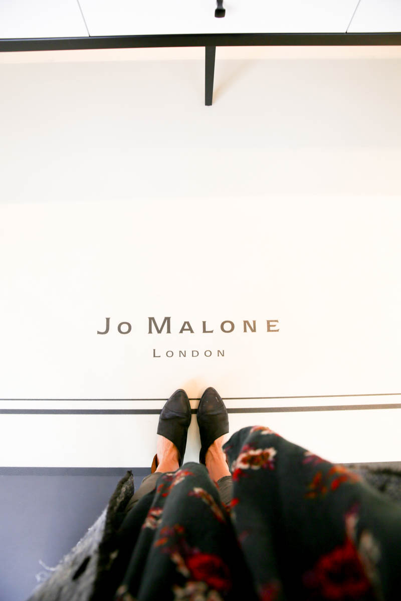 Styling With Scents At Westfield UTC - Jo Malone London #citygirlgonemom #jomalone #stylingwithscents