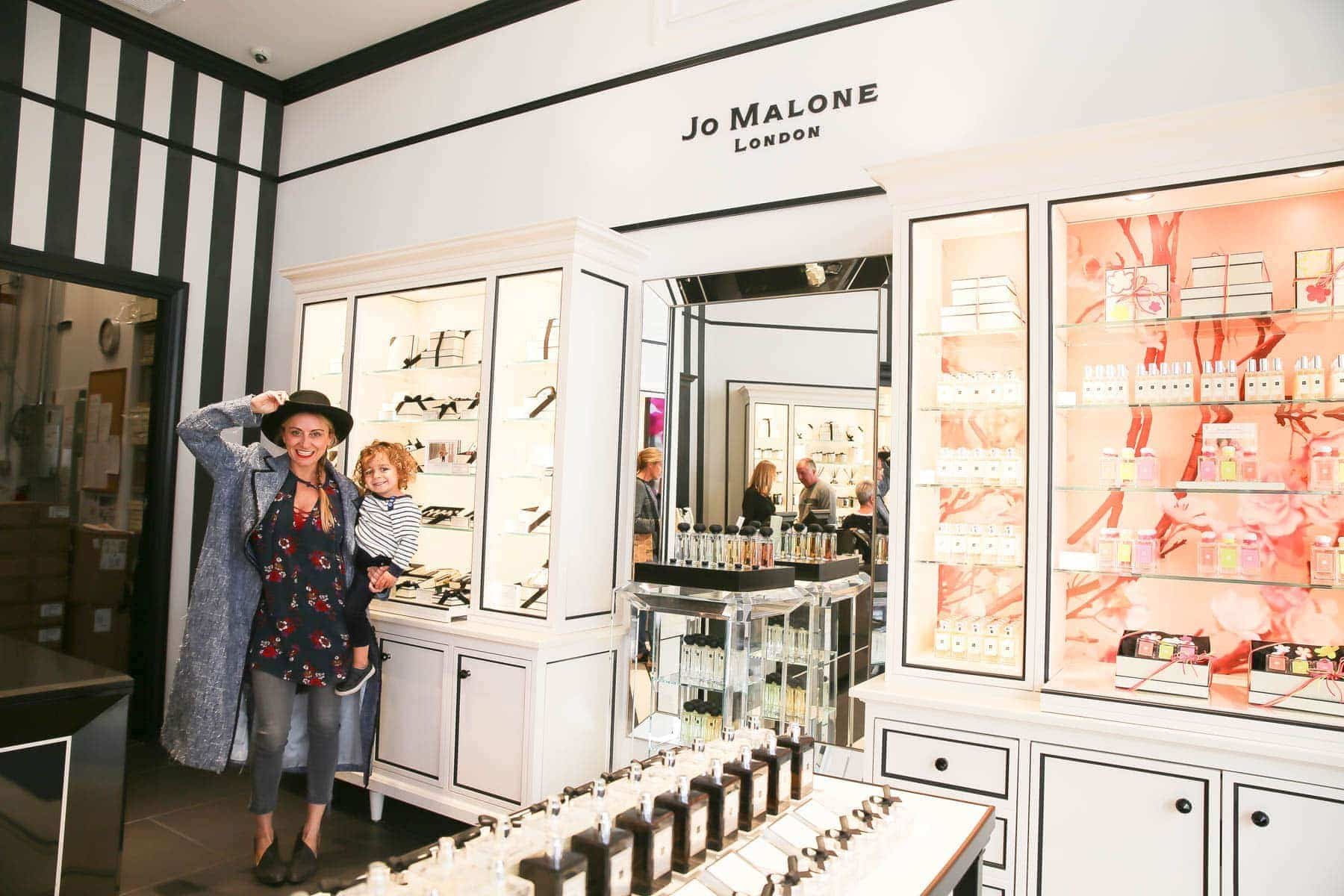 Styling With Scents At Westfield UTC - Jo Malone London Scent Collection #citygirlgonemom #jomalone #stylingwithscents