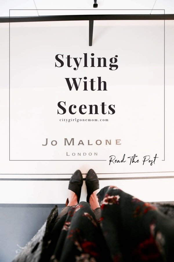 Styling With Scents At Westfield UTC - Jo Malone London Style Your Home #citygirlgonemom #jomalone #stylingwithscents