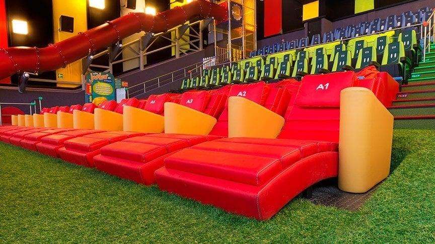Cinepolis Lazy Chair #movienight #cinepolis #familybonding #familylove