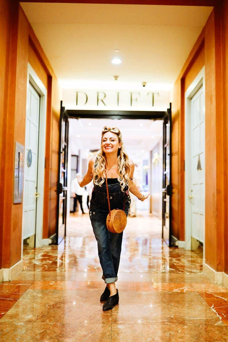 Drift at Hyatt Regency La Jolla #citygirlgonemom #hyattregency #lajollasandiego #lajolla