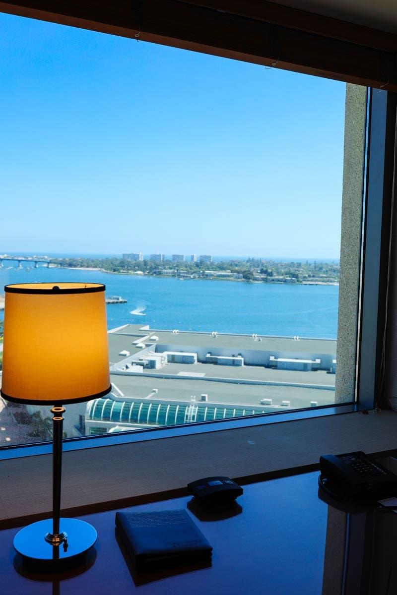 Nice Hotel View #citygirlgonemom #omnihotel #sandiego #datenight