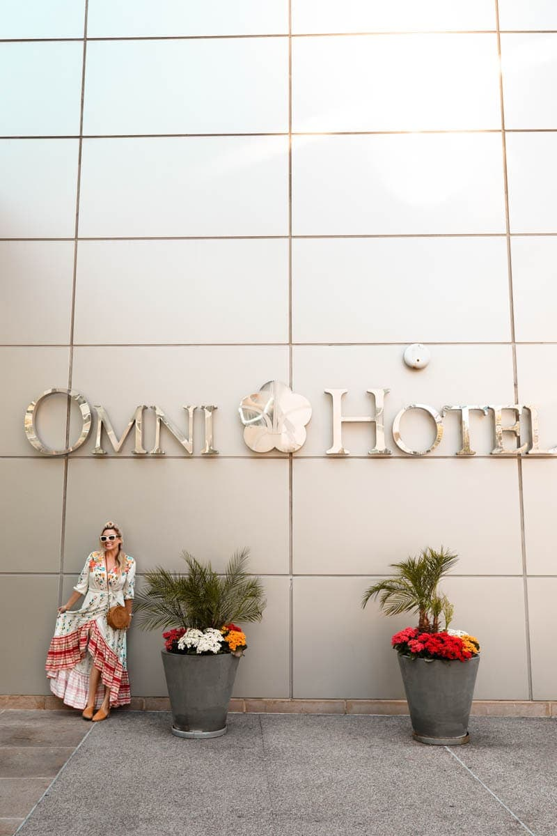 Date Night At The Omni Hotel San Diego #citygirlgonemom #omnihotel #sandiego #datenight