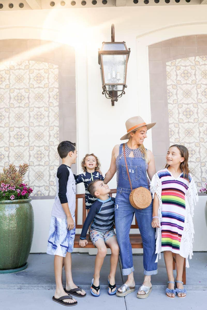 San Diego Family Travel At The Four Seasons Residence Club Aviara #familytravelsandiego #sandiego #fourseasonsresidenceclub #bigfamilytravel