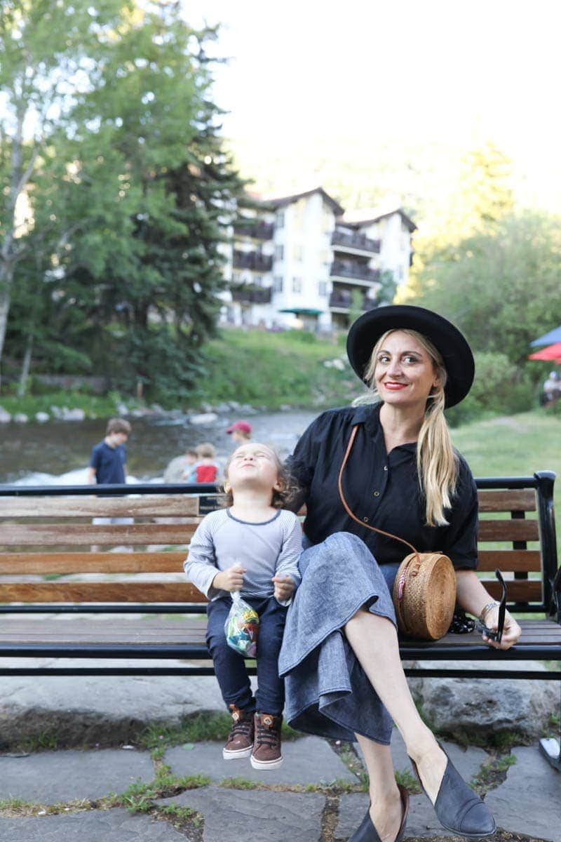 Vail Colorado: An Elevated Summer Family Vacation #summer #vailcolorado #vacation #citygirlgonemom