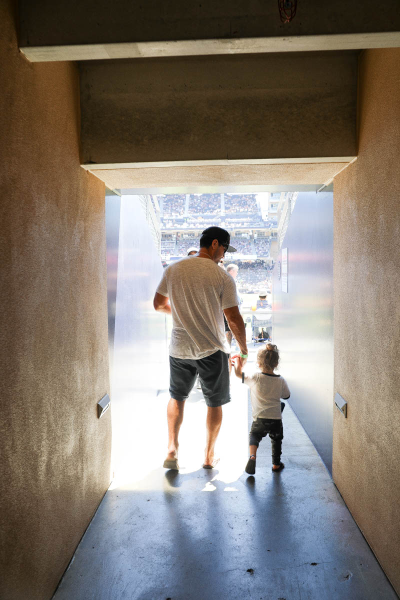 It's a Home Run With San Diego Padres Family Day #familyday #family #weekend #familydaysout #citygirlgonemom