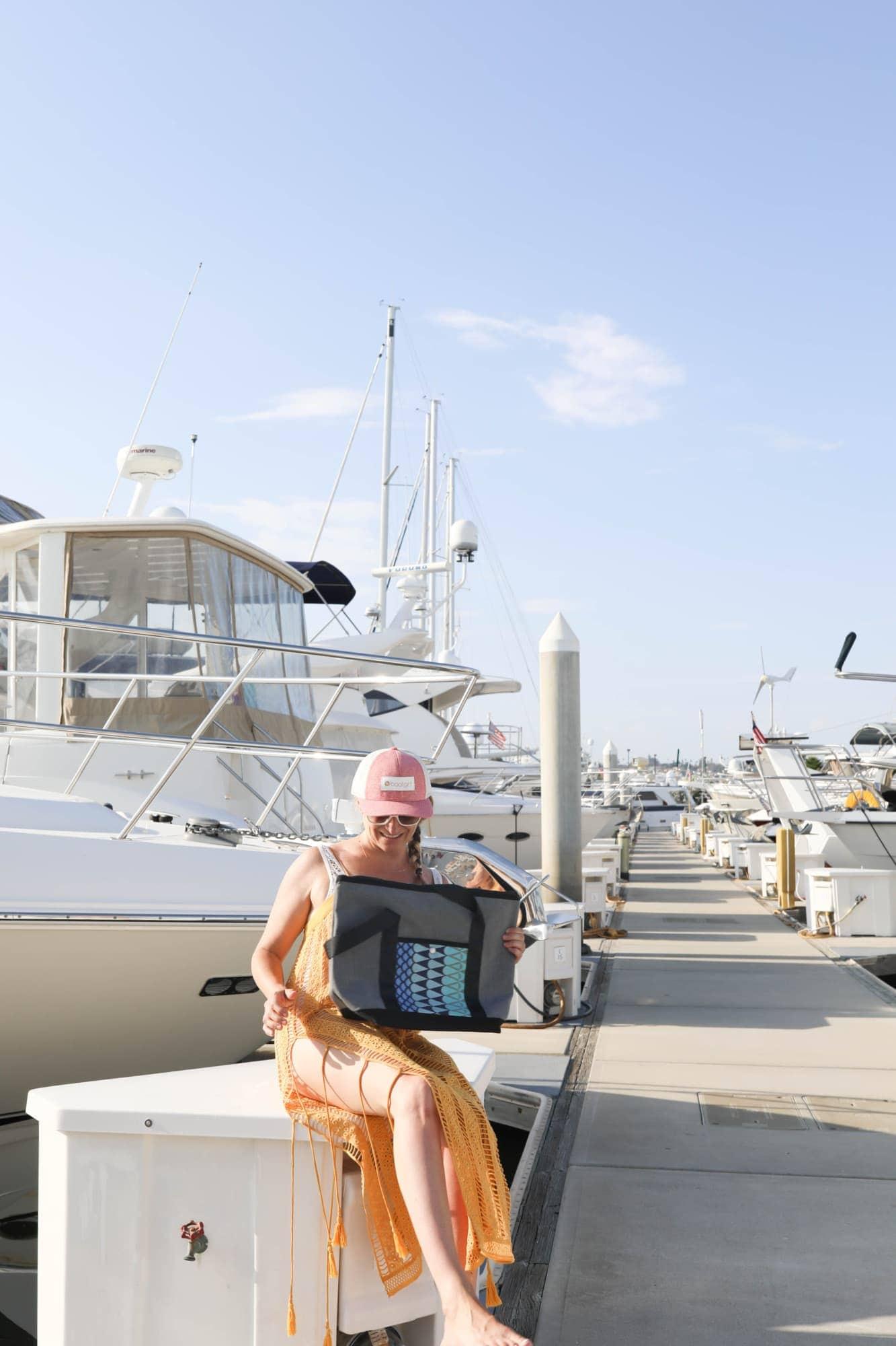 citygirlgonemom in marina