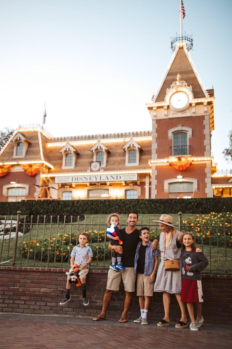 Halloween Time Disney Land