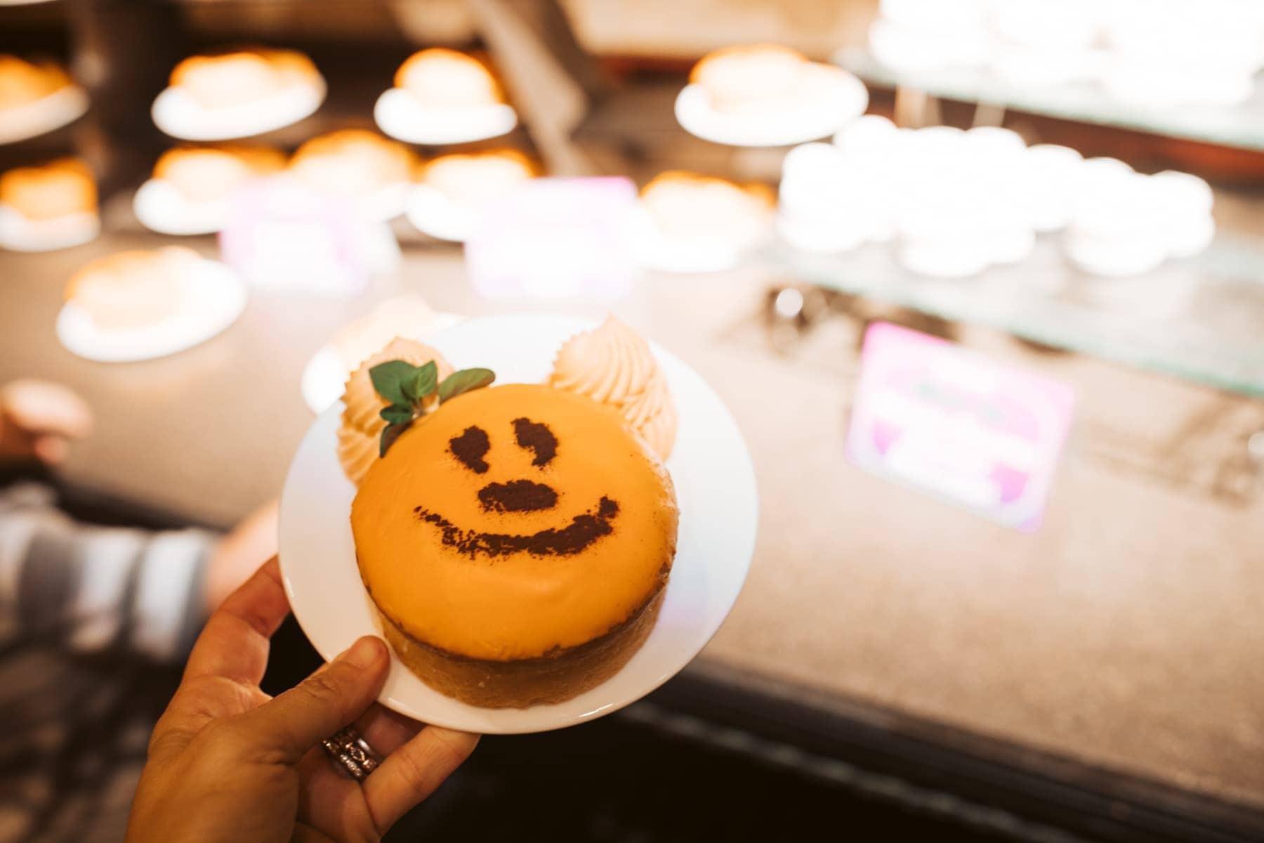 Halloween Desserts at Disneyland