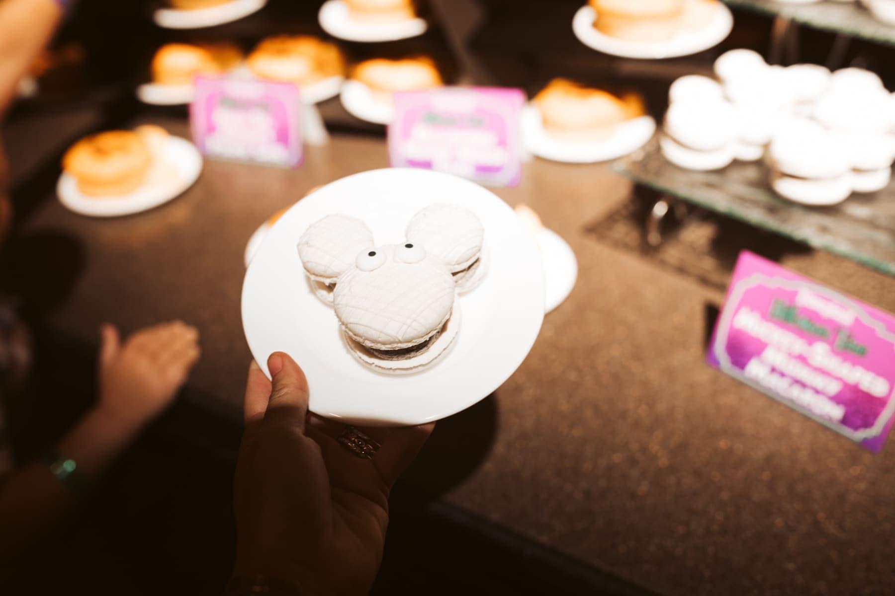 Halloween Desserts Disneyland